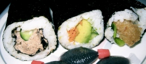 Sushi in Sydney
