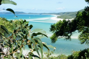 Photo by Anne Steinbach - Whitehaven Beach