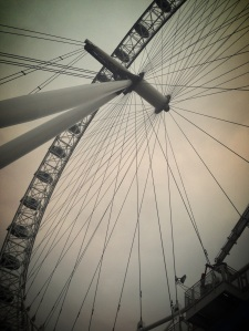 Photo by Anne Steinbach - London Eye