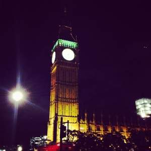 Photo by Anne Steinbach - Big Ben