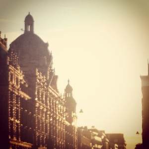 Photo by Anne Steinbach - Harrods London