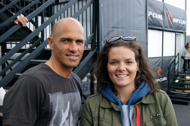 Photo by Anne Steinbach - Kelly Slater