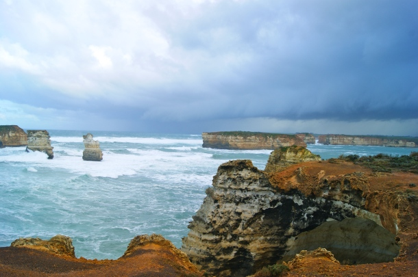 Photo by Anne Steinbach - Great Ocean Road
