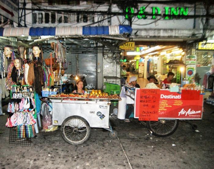 Photo by Anne Steinbach - Bangkoks Märkte