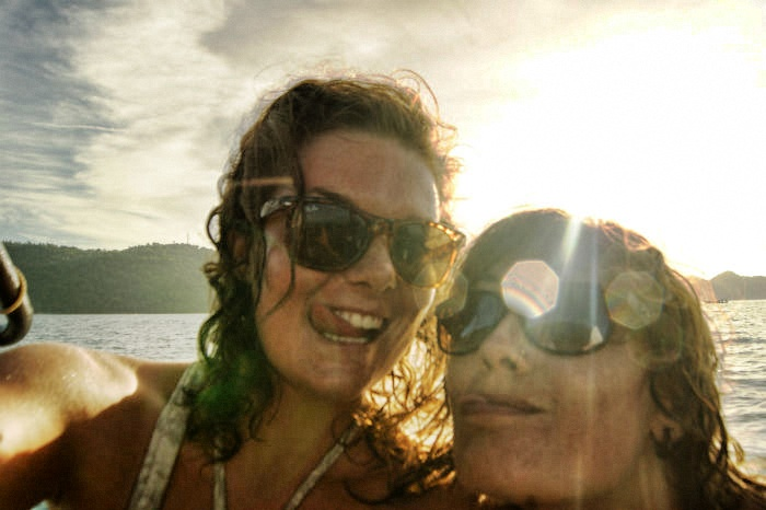 Photo by Anne Steinbach - Bootstrip Koh Phi Phi Le