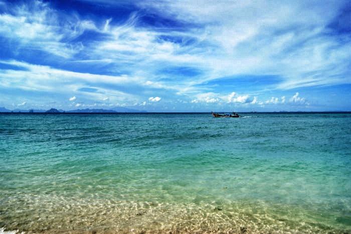 Photo by Anne Steinbach - Maya Bay Koh Phi Phi Le