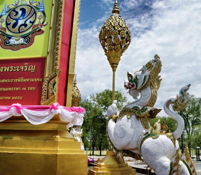 Photo by Anne Steinbach - Thailands Religion