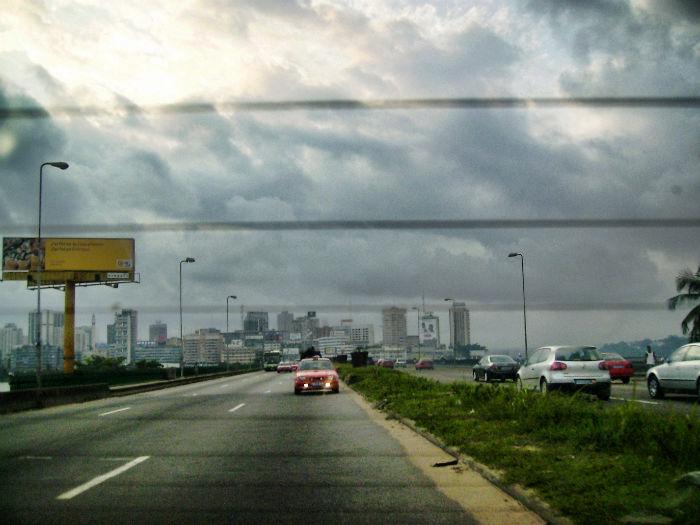 Skyline Abidjan